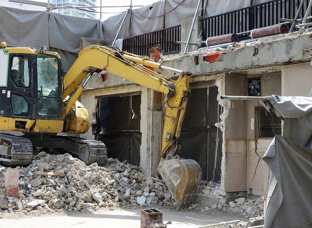 自然災害時における解体工事の必要性